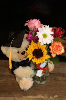 Graduation Bear Hug