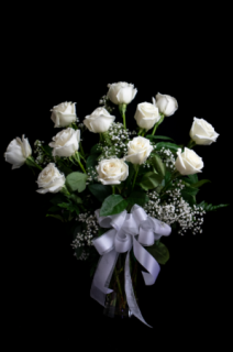 White Rose A Dozen